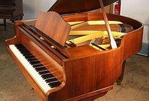 1970 - 1980 Piano Case Styles / 1970 - 1980 Piano Case Styles