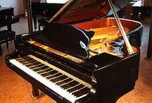 1980 - 1990 Piano Case Styles / 1980 - 1990 Piano Case Styles