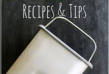 *Recipes I Want to Try* / Recipes for dinner, snacks, and parties