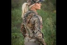 Hunting gear for women