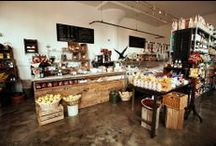 C-store / Learn more about #Cstore design, layout and equipment! Convenience store ideas.