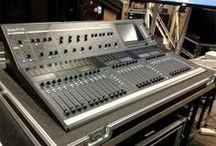 Mixer Console Case / Mixer Console Case specially designed for Yamaha,Midas,Allen & Heath,Mackie, Behringer,Presonus,Soundcraft pro mixer and so on