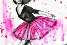 My sketchbook / The sketchbooks and drawings of Rachelle Dyer