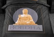 Dekbedovertrekken Boeddha / Buddha / Dekbedovertrekken met prints van Boeddha / Buddha