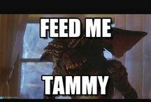 Stuff Tam needs to cook me :)