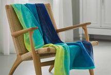 Strandlakens / Prachtige kleurrijke strandlakens van diverse merken.