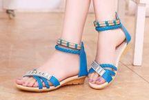 Trends in Footwear