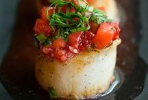 Scallops / What to do with your scallops