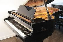 Carbon Fibre Pianos / Pianos made with carbon fiber action parts. Carbon fibre is an extremely lightweight and strong material, highly resistant to shrinkage and swelling in humid environments.