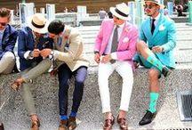 My favorite Men's style