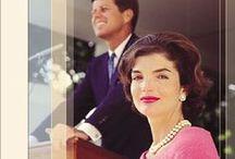 Jackie O / Jacqueline Kennedy Onassis