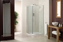 Shower Enclosures / A must-have within any modern bathroom is a designer shower enclosure, be it a walk in style shower or a quadrant shower enclosure. This is a luxurious feature for any bathroom style.