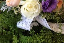 Wedding Bouquets / one-of-a kind bouquets all created by our designers