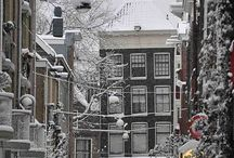 AMSTERDAM / prachtige stad