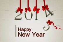 Celebrate coming new year 2014 / Happy New Year 2014!!!