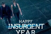die hard DIVERGENT / fear doest shut you down it wakes you up / by Eliza Davis