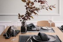 PLACEMAT / Create a cosy table setting with Georg Jensen Damask table napkins designed by renowned Danish and international designers.