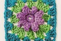 TEJIDO / ideas,fotos,graficos de tejido al crochet ,