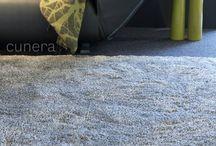 Natuurlijk hoogpolig wollen tapijt / Creëer een warm en natuurlijk interieur met een hoogpolig tapijt gemaakt van wol. Ook ideaal voor vloerkleden om uw kamer een 'final touch' te geven.