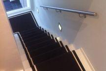 Cunera & Trappen / Niks is zo comfortabel en mooi als een trap bedekt met tapijt of een traploper.