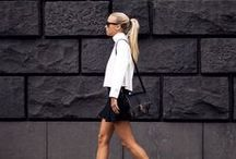 Style Inspiration / We pin inspiration for our future outfits / by The Monochromes