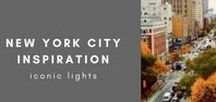 New York City Inspiration / Why NYC is the place to be.