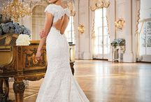 Justin Alexander & Lillian West / Some stunning dresses from my most popular designer