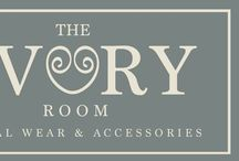 The Ivory Room / Everything you need to know about my gorgeous bridal boutique in Woodhall Spa, Lincolnshire
