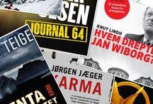 Bokanbefalinger / Her kommer det bokanbefalinger som er laget eller videreformidlet av bibliotekansatte i Agder. De fleste bøkene kan lånes som e-bøker på www.bibliotek24.no