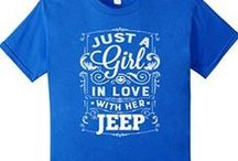 Women's Jeep Wrangler Clothes / We offer only the best selection of Jeep Wrangler women's clothing for the Wrangler owner. We want you to be able to find the right Jeep women's clothing at the lowest possible price available. We offer many types of women's Jeep Wrangler clothing from many different categories. Take a look around at our huge selection of Jeep Wrangler women's clothing.