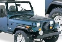 YJ Jeep Wrangler Mods 1987-1995 / Find the best YJ Jeep Wrangler mods, parts and accessories at the best possible prices for your Wrangler. As Wrangler owners ourselves we care about our customers and we want you to be able to find high quality Jeep modifications, Jeep parts and Jeep Accessories at the best possible prices. Browse popular YJ Jeep Wrangler categories like YJ armor, YJ lift kits, YJ exterior accessories, YJ interior accessories, YJ Lighting Kits, YJ Fender Flares, YJ Rock Guards and a whole lot more!