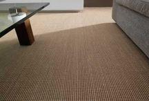 Cunera & Fijn sisal tapijt / De fijne structuren van sisal tapijt biedt oneindige mogelijkheden. Een natuurlijk product vol inspiratie. Een lust voor de vloer in iedere kamer van uw woonruimte.