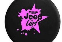 Jeep Wrangler Girls / A collection of Jeep Girl pictures off-roading and posing with their Jeep Wranglers. It's not only the guys that Jeep!
