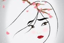 Mulan / princess disney