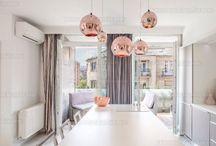 Ourdesign / Budapest, home decor, modert, rosegold, grey, marble