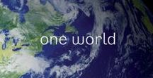 One World by Cunera / There is only one world, an amazing world. A world we should protect to make it an endless world. To do our part in reaching this endless world, we focus on sustainability in all our products. That's why we use the slogan Endless Cunera. This Pinterest board just illustrates all the amazing natural things that the world offers us.