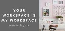 Your Workspace is My Workspace / Work from home? Let us inspire you
