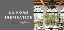 LA Home Inspiration / Inspiration from the fancied of houses in LA