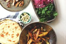 l u n c h / Gluten free recipes and yummy alternatives  / by Nomad and Sea