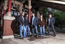 Cumberland River / Cumberland River is a Harlan, Kentucky based national touring band. Eight of their original songs have appeared on the hit FX Network TV Drama Justified #Americana #roots #folk #country and #bluegrass music