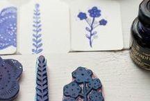 [DIY-Rubber Stamp]