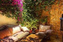 vila marcos / artes em decoração para casa e jardins.