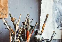 Atelier / Art studio