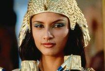 Cleopatra, Egypt