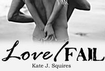 Love/Fail / The visual inspiration for the book Love/Fail - find it on Wattpad today!