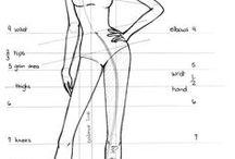 Croquis Fashion Desing