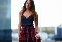 Slip dress / Пижамные стиль и платья - комбинации