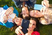 How to Navigate Social Media and Your Teen / Do you have a teen who is active on social media? We can help you navigate this season of life with your teen.