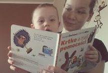 čítajme deťom / projekt na podporu čítania deťom a neskôr podpora samostatného čítania detí. Viac sa dozviete na našom blogu www.knihydetstva.blogspot.sk #čítajmedeťom