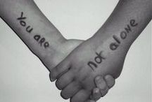 Suicide Prevention / September is National Suicide Prevention Month.  There are a number of resources available for those thinking about suicide.